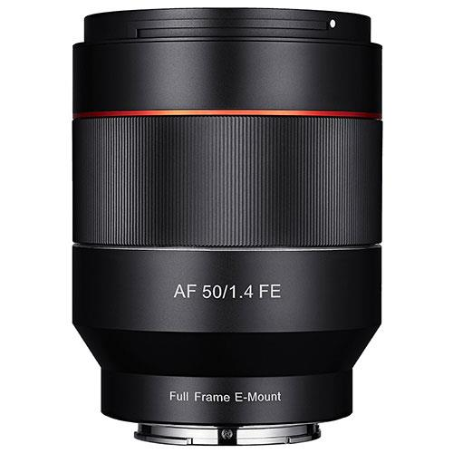 SAMYANG AF50mm f1.4 SONY FE Product Image (Primary)