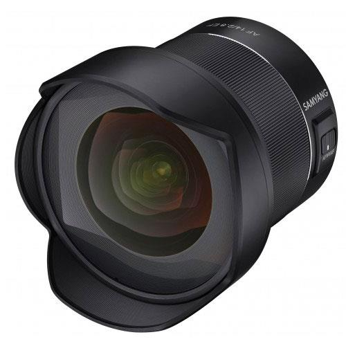 AF 14mm f/2.8 Lens for Canon EF Product Image (Secondary Image 1)