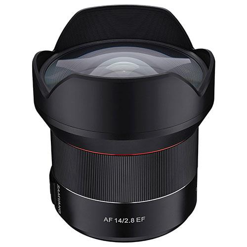 AF 14mm f/2.8 Lens for Canon EF Product Image (Secondary Image 2)