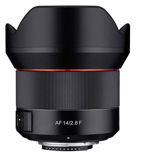 AF 14mm f/2.8 Lens for Nikon Product Image (Primary)