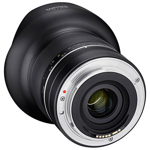 XP 10mm f/3.5 Lens for Canon EF Product Image (Secondary Image 2)