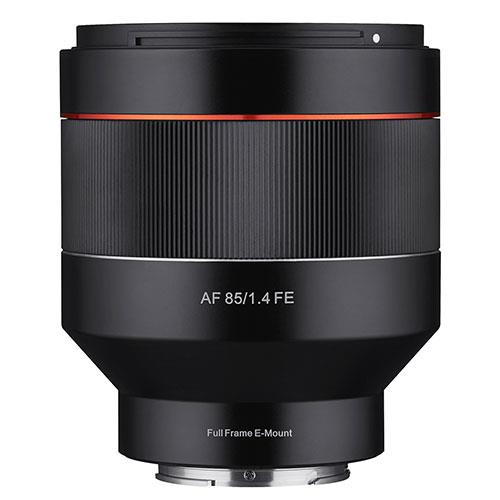 AF 85mm f/1.4 FE Lens for Sony Product Image (Secondary Image 2)