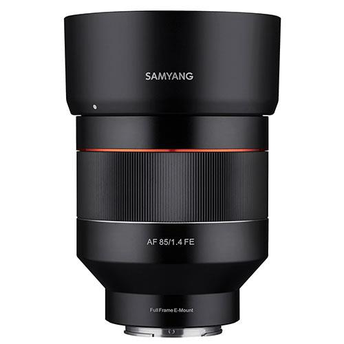 AF 85mm f/1.4 FE Lens for Sony Product Image (Secondary Image 3)