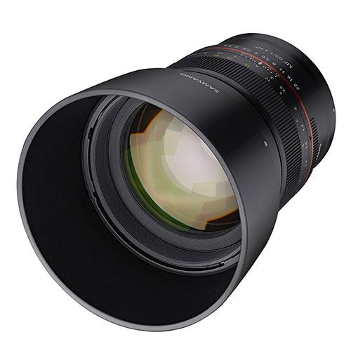 MF 85mm f/1.4 Lens for Canon RF Product Image (Secondary Image 1)