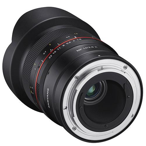 MF 14mm f/2.8 Lens for Nikon Z Product Image (Secondary Image 2)