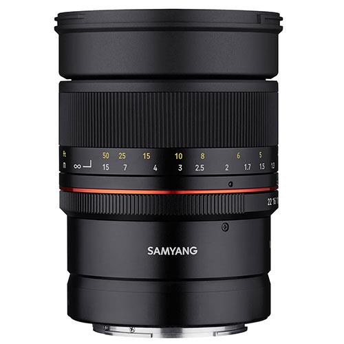 MF 85mm f/1.4 Lens for Nikon Z Product Image (Secondary Image 2)