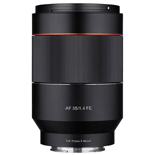 AF 35mm f1.4 Lens Sony FE Product Image (Primary)