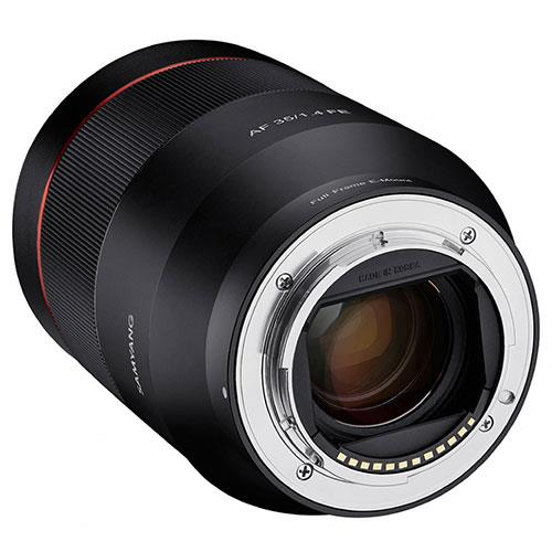 AF 35mm f1.4 Lens Sony FE Product Image (Secondary Image 1)