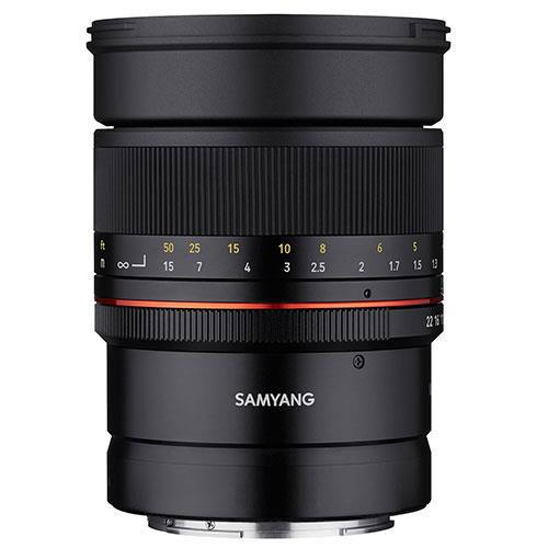 MF 85mm f/1.4 Lens for Nikon Z - Ex Display Product Image (Secondary Image 1)