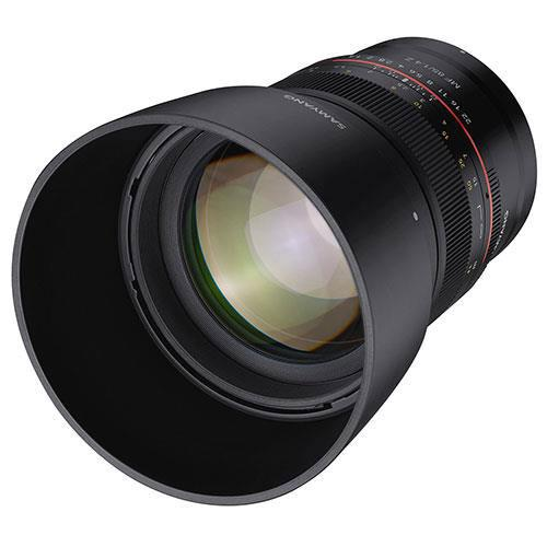 MF 85mm f/1.4 Lens for Nikon Z - Ex Display Product Image (Secondary Image 2)
