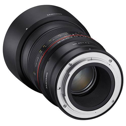 MF 85mm f/1.4 Lens for Nikon Z - Ex Display Product Image (Secondary Image 3)