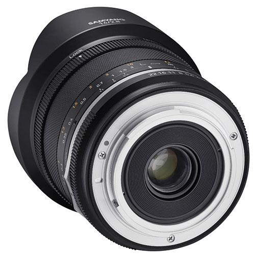 MF 14mm F2.8 MK2 Lens for Canon EF Product Image (Secondary Image 1)