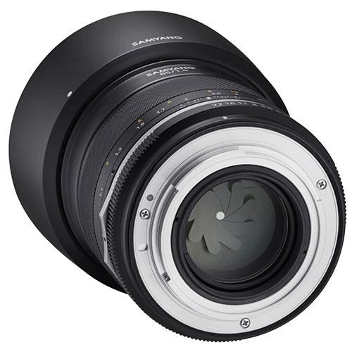 MF 85mm F1.4 MK2 Lens for Canon EF Product Image (Secondary Image 1)