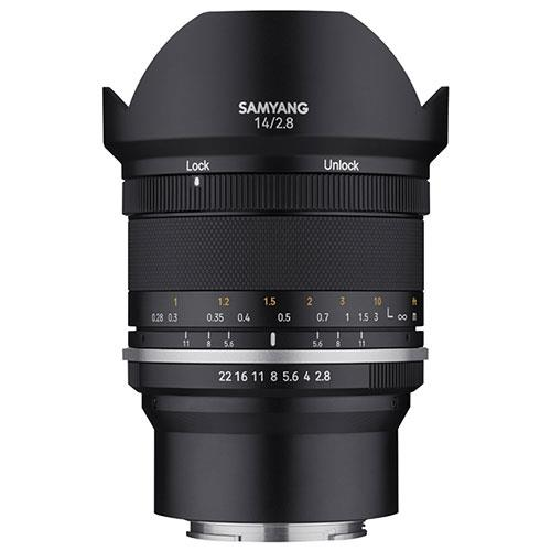 MF 14mm F2.8 MK2 Lens for Sony FE Product Image (Primary)