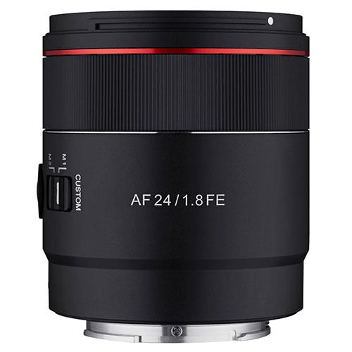 AF 24mm F1.8 Lens Sony FE Product Image (Primary)