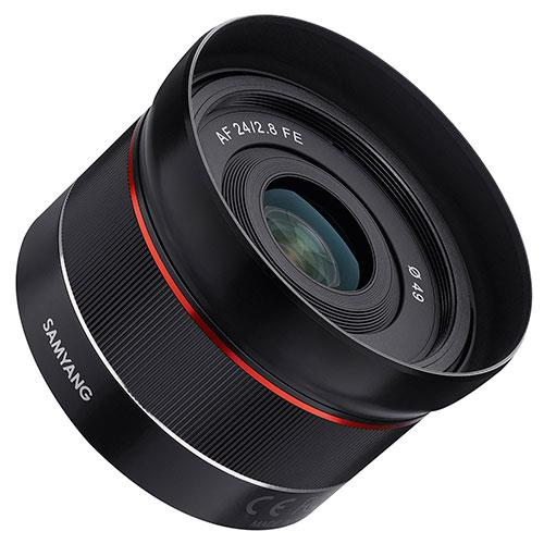 AF 24mm F/2.8 FE Lens for Sony E-Mount Product Image (Secondary Image 2)