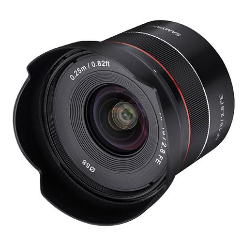 AF 18mm f/2.8 Lens Sony FE  Product Image (Secondary Image 1)