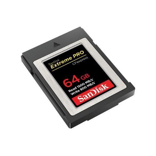 CFEXPRESS EXTREME PRO 64GB Product Image (Secondary Image 1)
