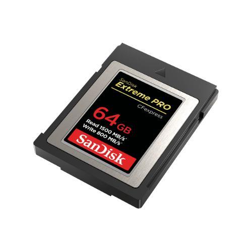 CFEXPRESS EXTREME PRO 64GB Product Image (Secondary Image 2)