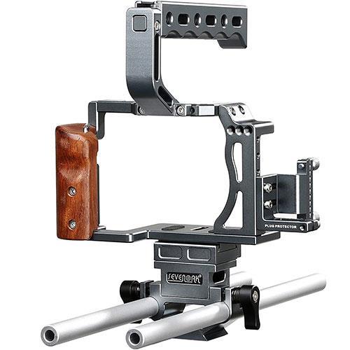 Cage Kit SKA7C1 for Sony A7 / A7s / A7r / A7 II Product Image (Primary)