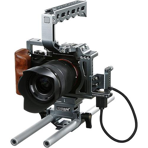 Cage Kit SKA7C1 for Sony A7 / A7s / A7r / A7 II Product Image (Secondary Image 1)