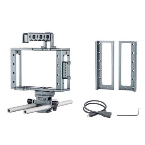 DSLR Camera Cage Product Image (Secondary Image 3)