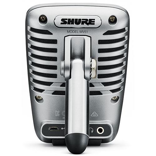 MV51 Condenser Microphone Product Image (Secondary Image 1)