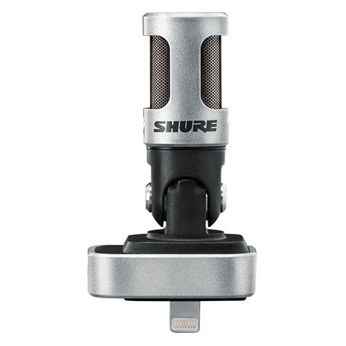 MV88 Digital Stereo Condenser Microphone Product Image (Secondary Image 1)