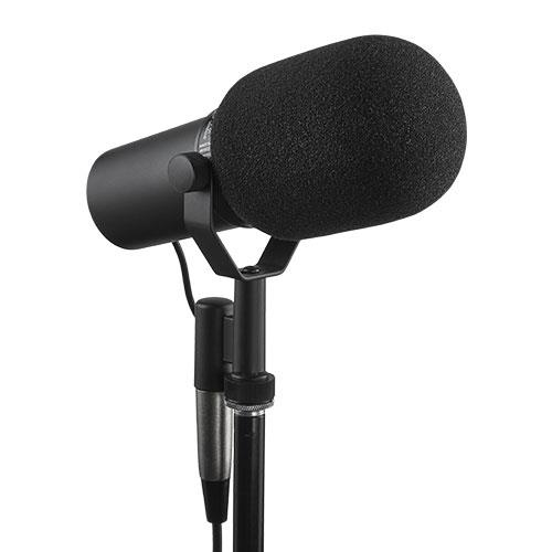 SM7B Vocal Microphone Product Image (Secondary Image 1)