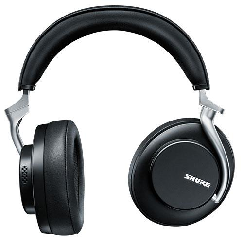 Aonic 50 Wireless Noise Cancelling Headphones in Black Product Image (Secondary Image 1)