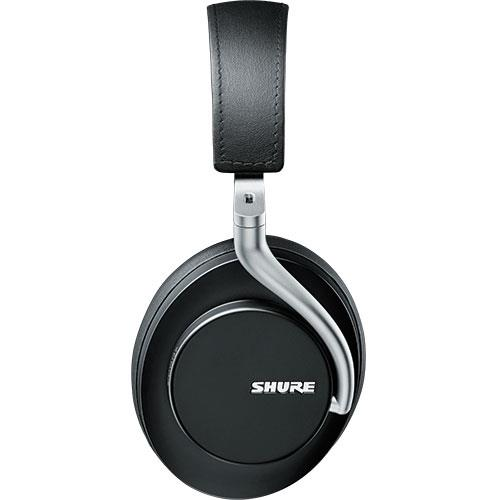 Aonic 50 Wireless Noise Cancelling Headphones in Black Product Image (Secondary Image 2)