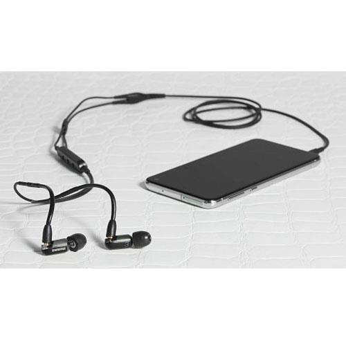 Aonic 3 Sound Isolating Earphones in Black Product Image (Secondary Image 1)