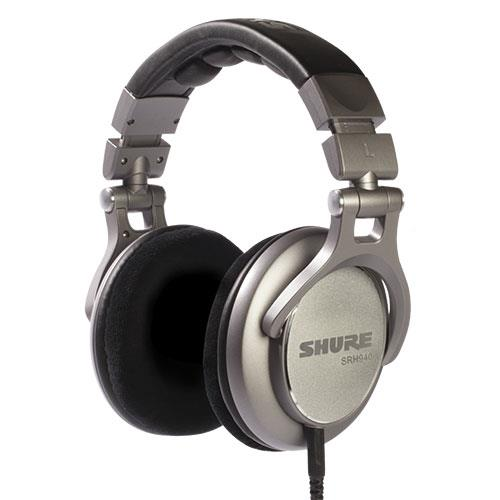 SRH940 Professional Reference Headphones Product Image (Primary)