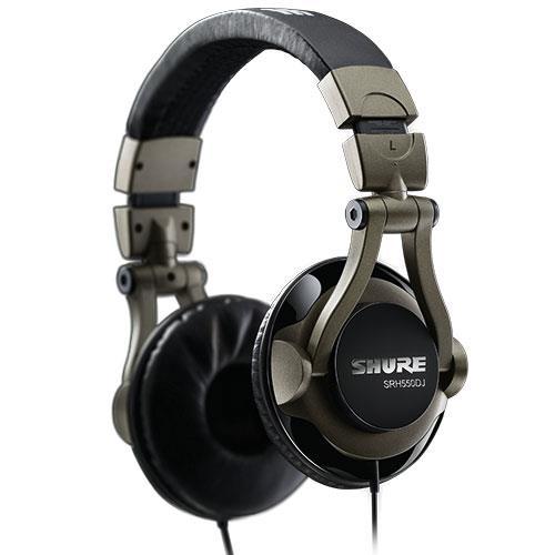 SRH550DJ Professional Quality DJ Headphones Product Image (Primary)