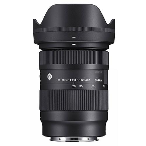 28-70mm F2.8 DG DN C Lens  Product Image (Secondary Image 1)