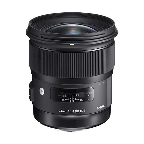 24mm f1.4 DG HSM for Nikon Product Image (Primary)