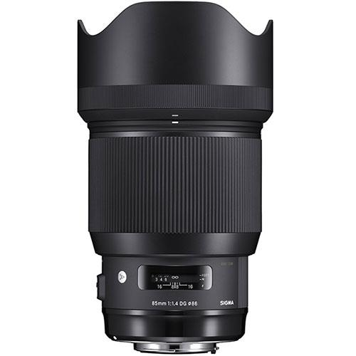 85mm f/1.4 DG HSM Art Lens for Sony E Mount Product Image (Primary)