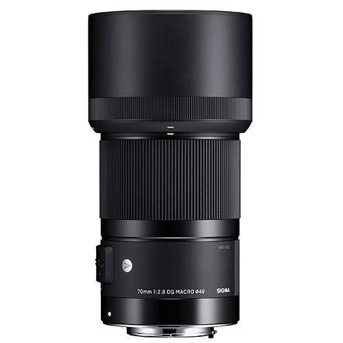 70mm f2.8 DG Macro I A lens for Sigma Product Image (Secondary Image 1)