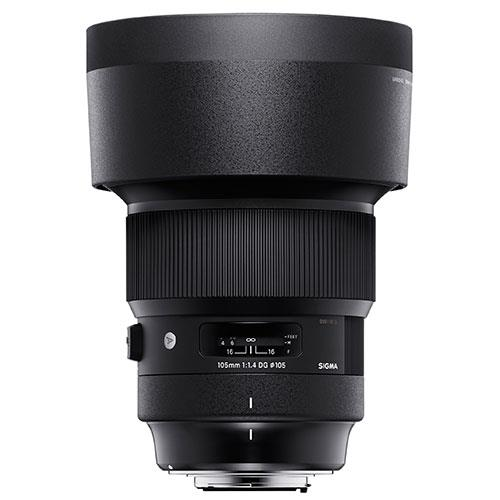 SIG105mm f1.4 DG HSM ArtSonyE Product Image (Secondary Image 2)