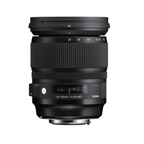 24-105mm f/4 DG OS HSM A Lens (Nikon) Product Image (Secondary Image 1)