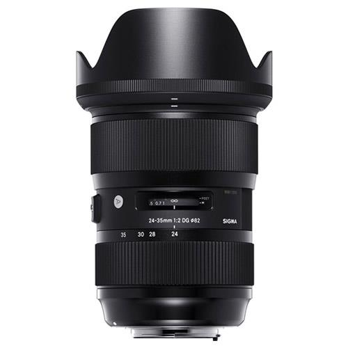 SIGMA 24-35mm f/2 DG HSM NIK Product Image (Secondary Image 1)