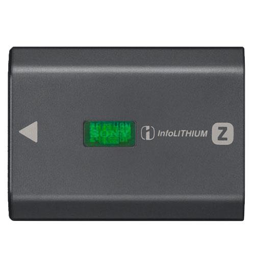 Z-series Rechargeable Battery Pack NP-FZ100 Product Image (Primary)