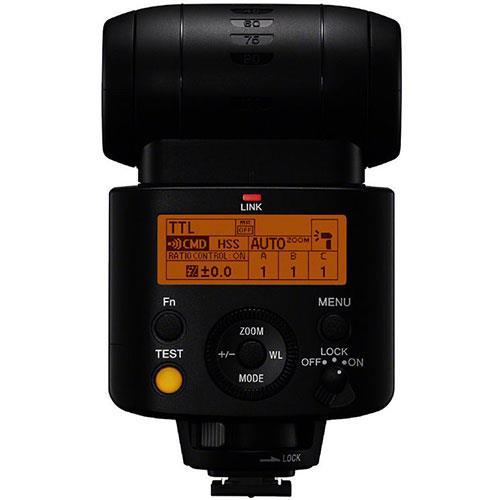 HVL-F45RM Flashgun with Radio Control  Product Image (Secondary Image 3)