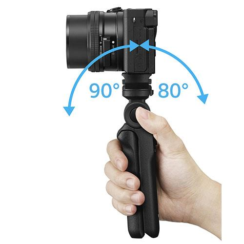 GP-VPT2BT Grip with Wireless Remote Commander Product Image (Secondary Image 4)