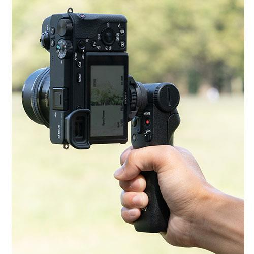GP-VPT2BT Grip with Wireless Remote Commander Product Image (Secondary Image 7)