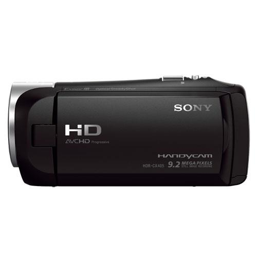 HDR-CX405 Camcorder Product Image (Secondary Image 1)
