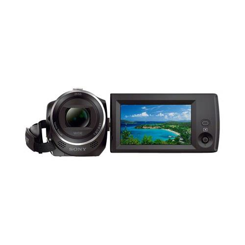 HDR-CX405 HD Camcorder Product Image (Secondary Image 7)