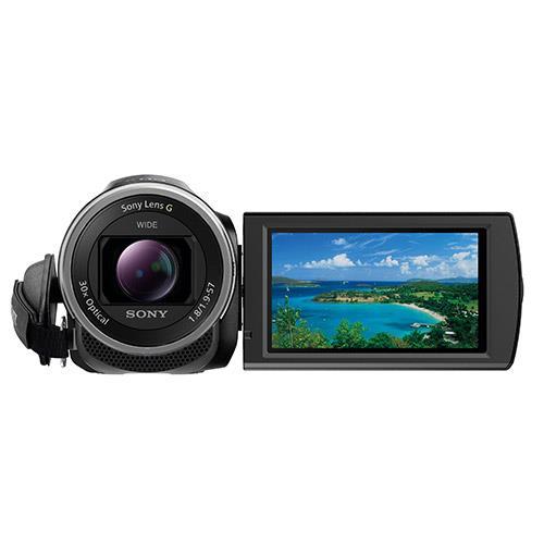 CX625 Handycam Camcorder with Exmor R CMOS sensor Product Image (Primary)