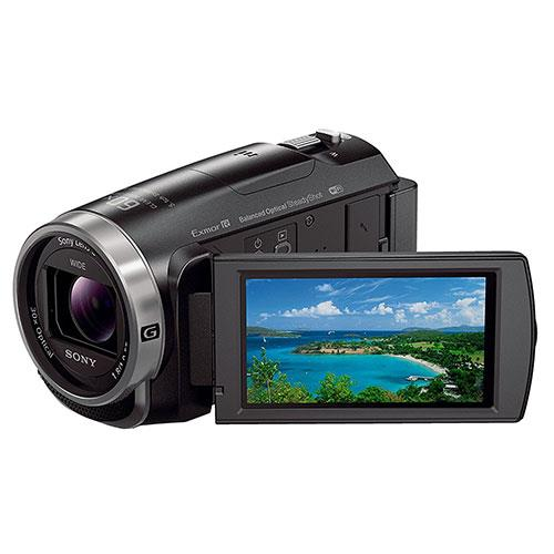 CX625 Handycam Camcorder with Exmor R CMOS sensor Product Image (Secondary Image 1)