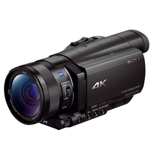 FDR-AX100E Camcorder Product Image (Primary)